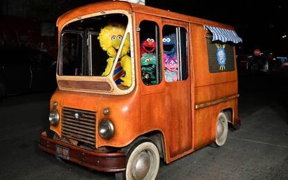 Auguri Big Bird, Sesame Street compie 50 anni. FOTO