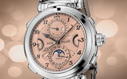 Asta record per Patek Philippe: è l'orologio più costoso del mondo