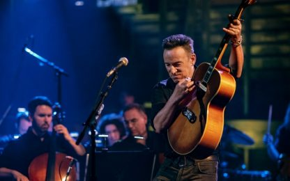 """""""Western Stars"""", il trailer del film-concerto di Springsteen. VIDEO"""