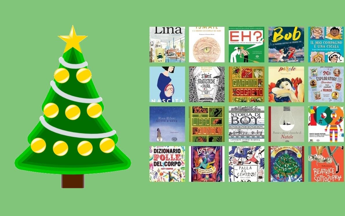 Natale 2019, i libri per i bambini con più di 5 anni