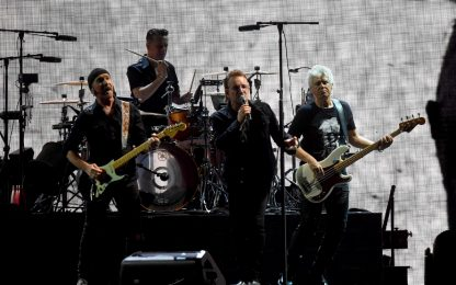Joshua Tree Tour, per gli U2 sold out e applausi ad Adelaide