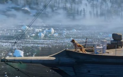 Cinema, ecco il trailer de 'Il richiamo della foresta'