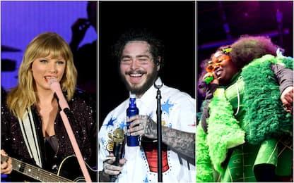 Le nomination per i Grammy Awards 2020. FOTO