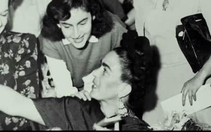 """Frida Kahlo, """"Viva la Vida"""": il film al cinema. FOTO"""