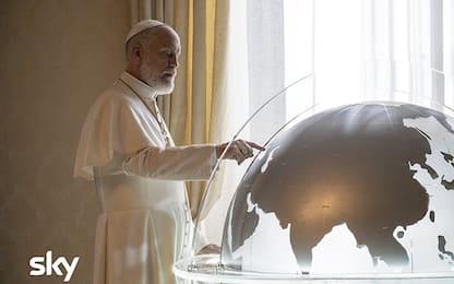 The New Pope, dal 10 gennaio 2020 in onda su Sky