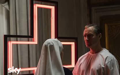 The New Pope, critica entusiasta per il debutto della serie