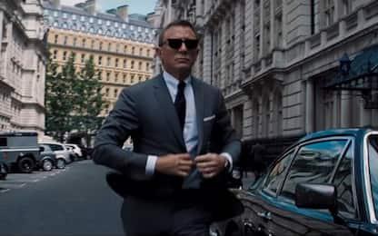"""No time to die"", il teaser ufficiale dell'ultimo film di 007. VIDEO"