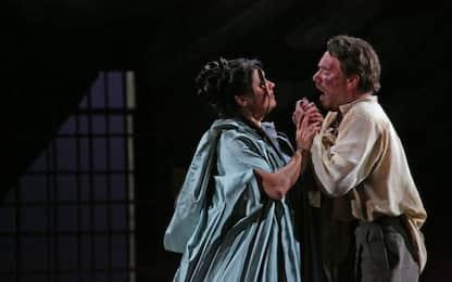 Tosca alla Scala, grande attesa per la prima in scena oggi a Milano