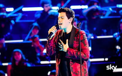 Chi è Davide Rossi, quarto classificato di X Factor 2019