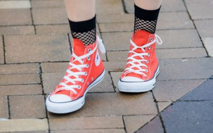 "Dalle Nike ""Air"" alle Converse, le sneakers storiche"