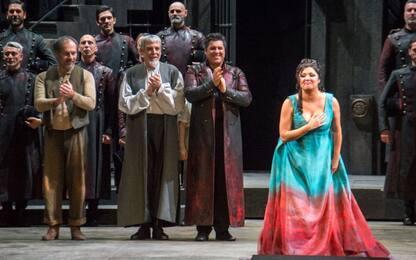 Prima alla Scala, 16 minuti di applausi per la Tosca di Puccini