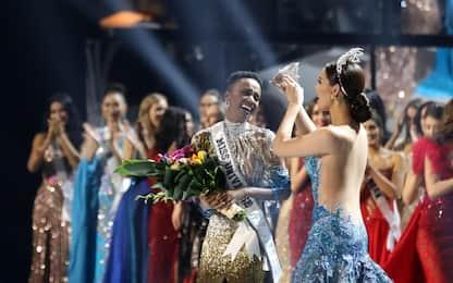 Miss Universo 2019, la fascia va al Sudafrica. FOTO