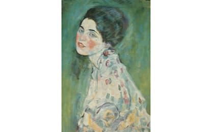 Ritrovato quadro a Piacenza, forse un Klimt rubato nel 1997. VIDEO