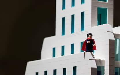 I Love Lego: dal 24 dicembre la mostra a Roma. FOTO