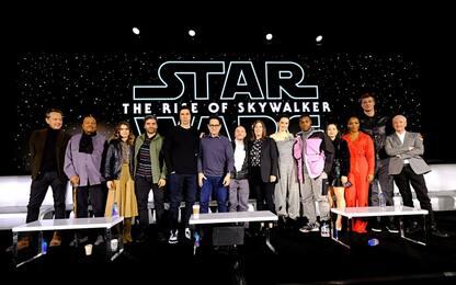 Star Wars: L'ascesa di Skywalker. Parlano i protagonisti. VIDEO