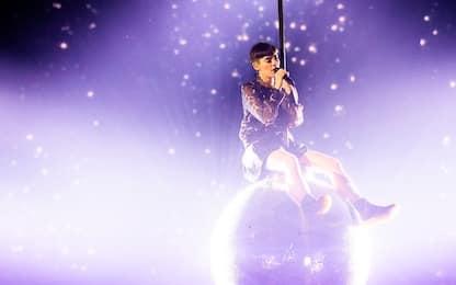 Finale di X Factor: le scenografie di Simone Ferrari. FOTO
