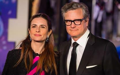 Colin Firth e la moglie Livia si separano dopo 22 anni di matrimonio