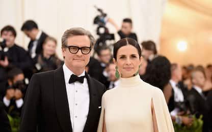 Colin Firth e Livia Giuggioli si separano dopo 22 anni. FOTO