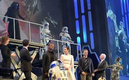 Star Wars: the rise of Skywalker, tutti i personaggi