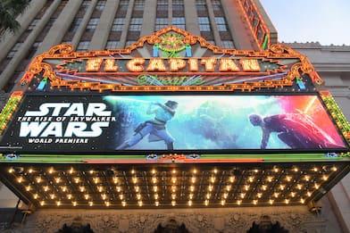 Star Wars: the rise of Skywalker, la première mondiale. FOTO