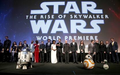 Star Wars 9, i commenti all'anteprima mondiale. VIDEO