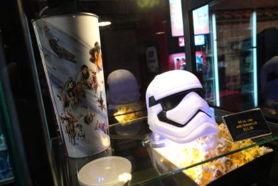 La maratona di Star Wars a Hollywood. FOTO