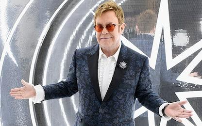 Elton John annuncia iHeart Living Room Concert for America