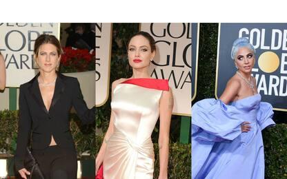 Golden Globe: i più bei look di tutti i tempi sul red carpet
