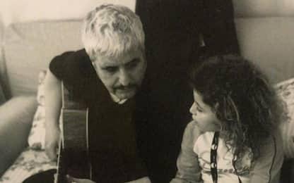 Pino Daniele, ricordo della figlia su Instagram a 5 anni dalla morte