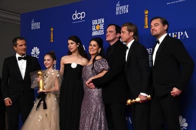 Golden Globe 2020: ecco chi ha vinto. FOTO