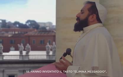 The New Pope, il video dei The Jackal sulla nuova serie. VIDEO