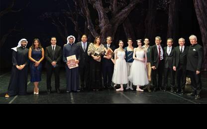 Scala in Kuwait: per la prima volta un balletto dal vivo