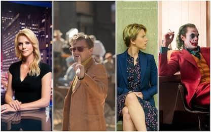 Nomination Oscar 2020, tutti gli attori candidati. FOTO