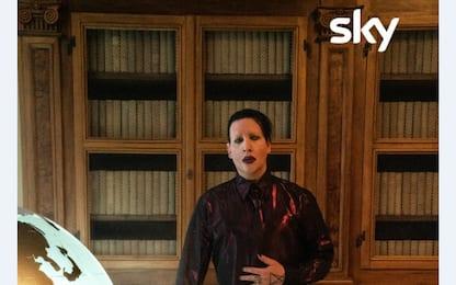 The New Pope, Marilyn Manson special guest nel quarto episodio. VIDEO