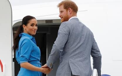 Harry e Meghan, licenziato tutto il personale a Londra