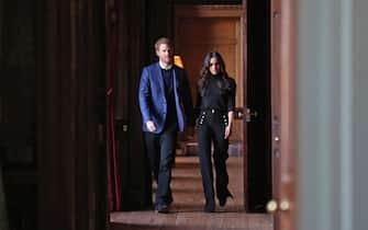 Harry e Meghan Markle