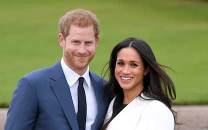 """Harry e Meghan, la storia della coppia non più """"Royal"""". FOTO"""