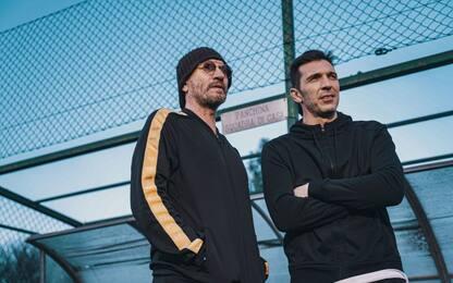 Biagio Antonacci, il nuovo video con Gigi Buffon su Sky. VIDEO