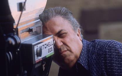 Federico Fellini, 100 anni fa nasceva il più grande regista italiano