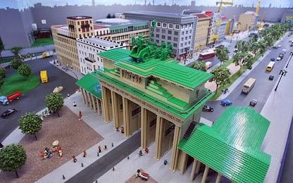 Lamborghini e Lego, in estate il primo set in scala 1:8