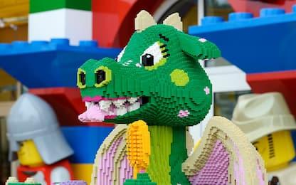 Da Billund a Dubai: i Legoland Park di tutto il mondo. FOTO