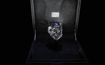 Louis Vuitton compra il secondo diamante più grande. FOTO