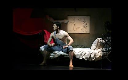 Teatro alla Scala, Roberto Bolle danza Petit. FOTO