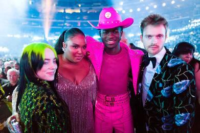 Grammy Awards 2020, i vincitori e i look più stravaganti