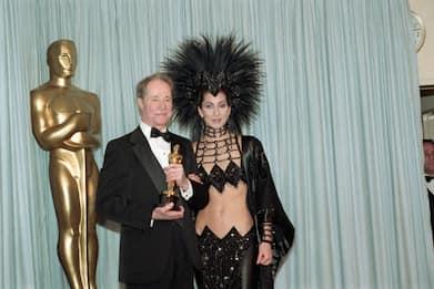 Vestiti da Oscar: gli outfit più strani visti sul red carpet