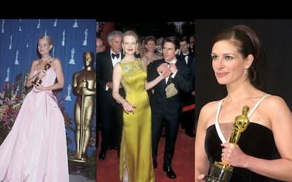 Vestiti da Oscar: gli abiti più belli visti sul red carpet