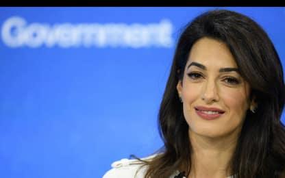 Amal Alamuddin, tutte le foto della moglie di George Clooney