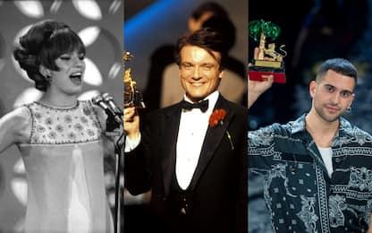 Festival di Sanremo: tutti i cantanti vincitori
