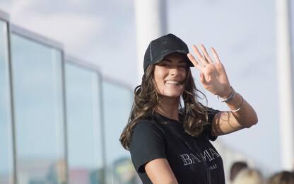 Francesca Sofia Novello, la fidanzata di Rossi a Sanremo