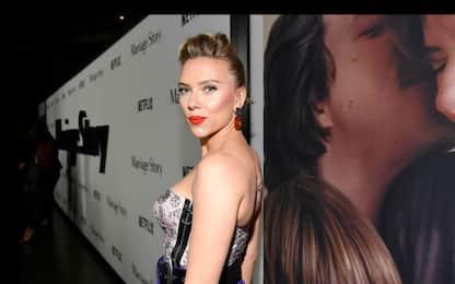 Scarlett Johansson, le foto dell'attrice